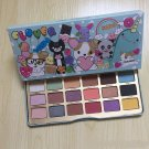 18Colors High Quality Makeup to Face Clover Girl's Best Friend Eyeshadow Palette