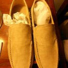 "G.H. Bass & Company Men's Tan Loafers ""Orlando""  US Size:11.5M    New in box"