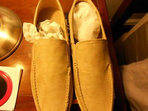 """G.H. Bass & Company Men's Tan Loafers """"Orlando""""  US Size:11.5M    New in box"""