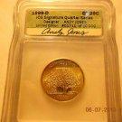 State Quarters Signature Series   ICG#01711  8 coins