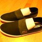 Lacoste Black on Black Canvas Sport Shoes US Shoe Size(Men's):11.5M medium  New