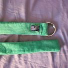 Ralph Lauren POLO Double D Ring Belt - Green