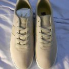 Ralph Lauren POLO Khaki (tan) Sneakers(Heather Ripstop) Size: 11.5D New in box