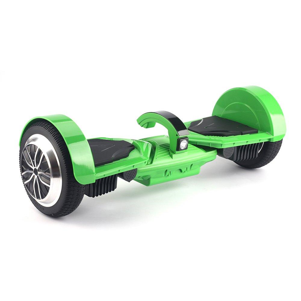 2017 Hoverboard K-Wheel Bluetooth Self Balancing Scooter UL 2272 (Green)