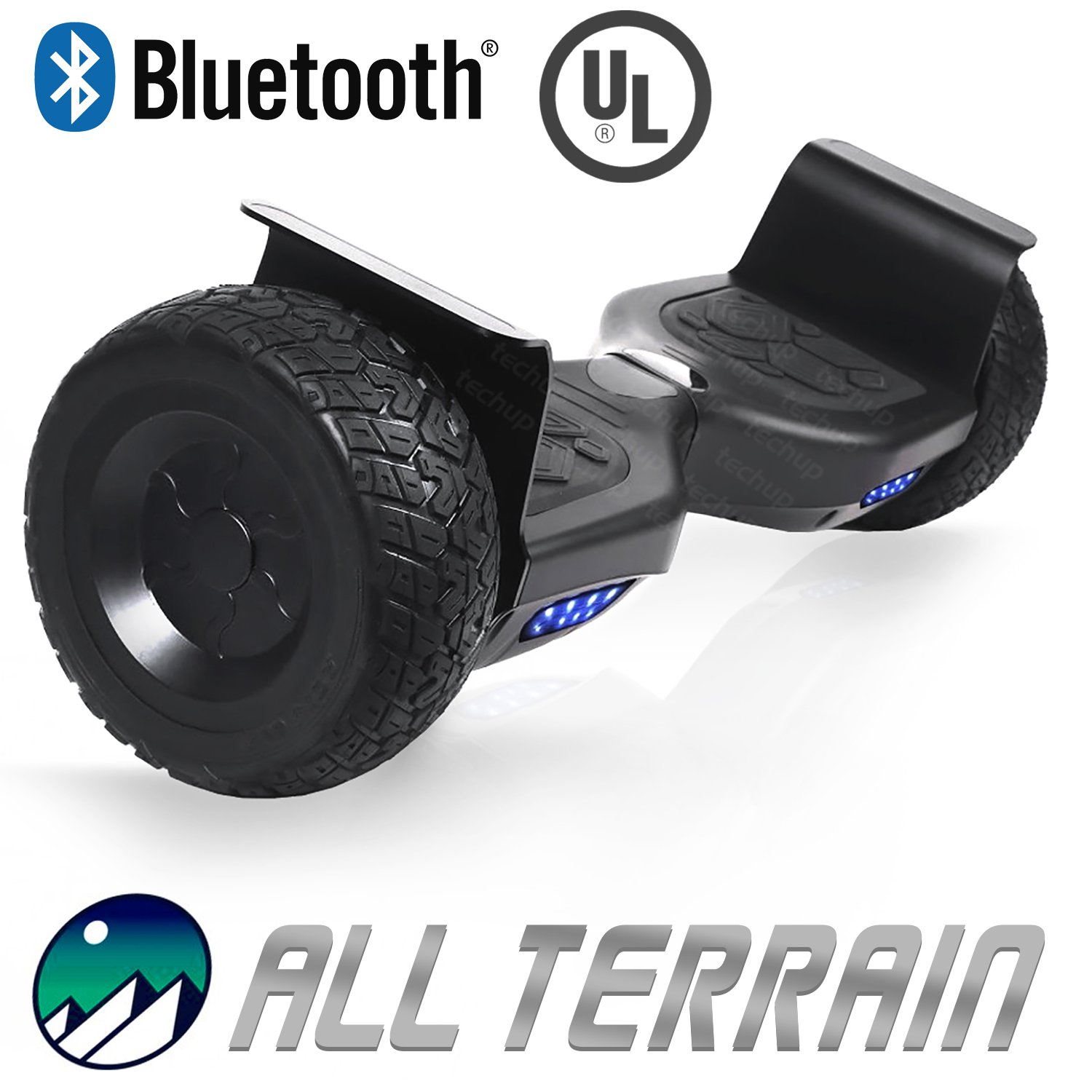 2017 Rover Bluetooth Hoverboard Self Balancing Scooter Off-Road UL 2272 Safe