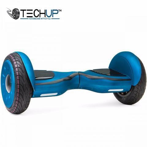 Blue Hummer Hoverboard