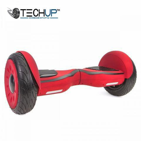10 inch Red Off Road Hummer Hoverboard