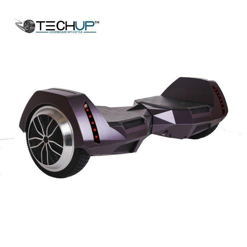 Dimond Style Purple Hoverboard