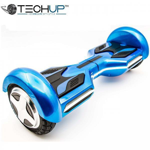 Techup Blue OTO Auto Pilot Balance 8 inch Hoverboard