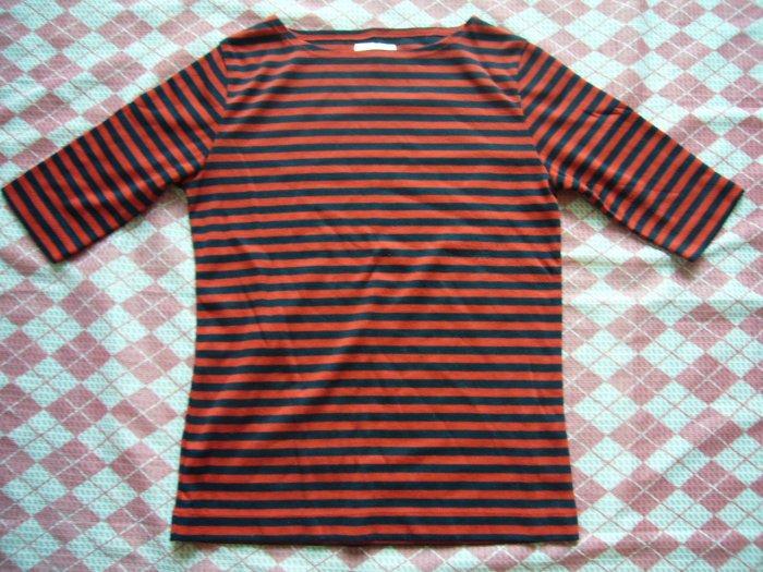 Hong Kong K*facto2y Red & Black Lines Tee