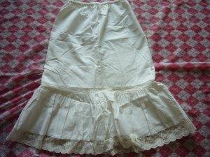 Japan White Lace Skirt