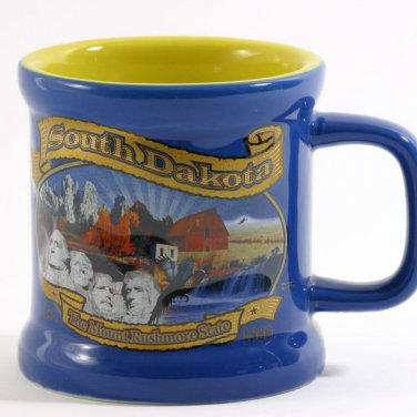 Mount Rushmore Mug coffee cup