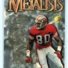 Topps Team NFL Stadium Club Jerry Rice Mentalist 1
