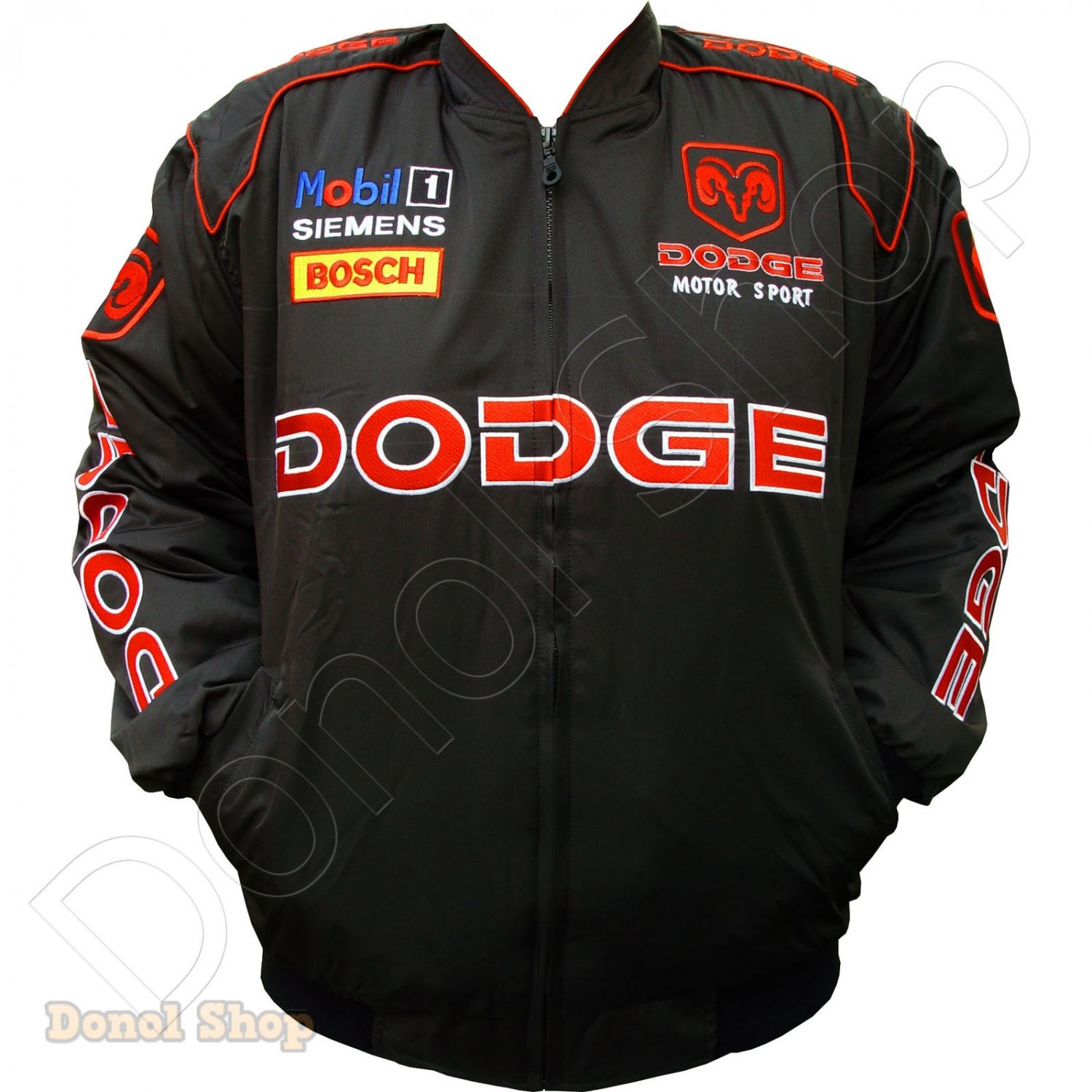 DODGE RAM MOTOR SPORT TEAM RACING JACKET size M