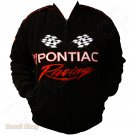 PONTIAC MOTOR SPORT TEAM RACING JACKET size XL