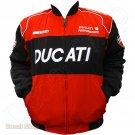 DUCATI MOTORCYCLE SPORT TEAM RACING JACKET size 4XL