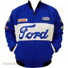 FORD MOTOR SPORT TEAM RACING JACKET size S
