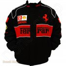 FERRARI MOTOR SPORT TEAM RACING JACKET size 2XL