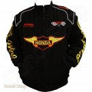 HONDA GOLDWING MOTORCYCLE SPORT TEAM RACING JACKET size S