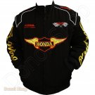 HONDA GOLDWING MOTORCYCLE SPORT TEAM RACING JACKET size 2XL
