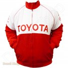 TOYOTA MOTOR SPORT TEAM RACING JACKET size S