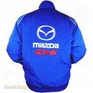 MAZDA RX8 MOTOR SPORT TEAM RACING JACKET size 3XL