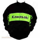 KAWASAKI MOTORCYCLE SPORT TEAM RACING JACKET size M