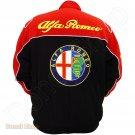 ALFA ROMEO MOTOR SPORT TEAM RACING JACKET size XL