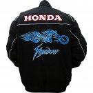 HONDA SHADOW MOTORCYCLE SPORT TEAM RACING JACKET size L