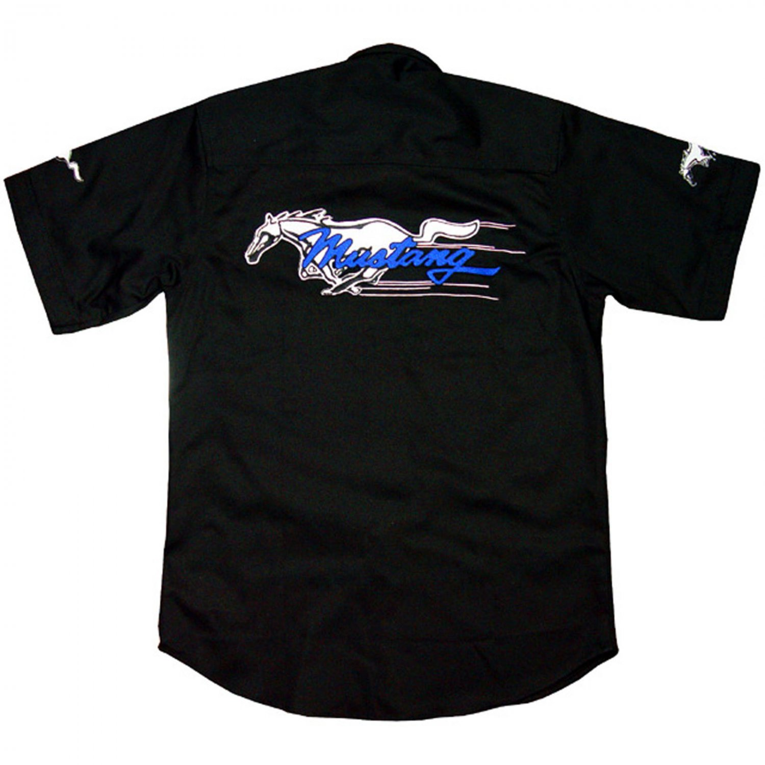 FORD MUSTANG MOTOR SPORT TEAM RACING SHIRT size M