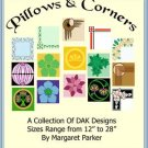 Pillows & Corners - DAK Patterns for Machine Knitting