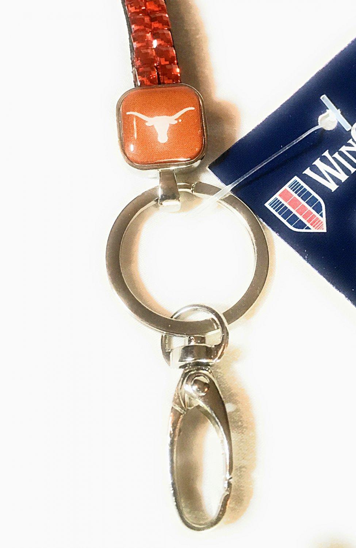 The University of Texas Bling Lanyard - NEW