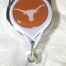 The University of Texas Premium Badge Holder - NEW - GO LONGHORNS!