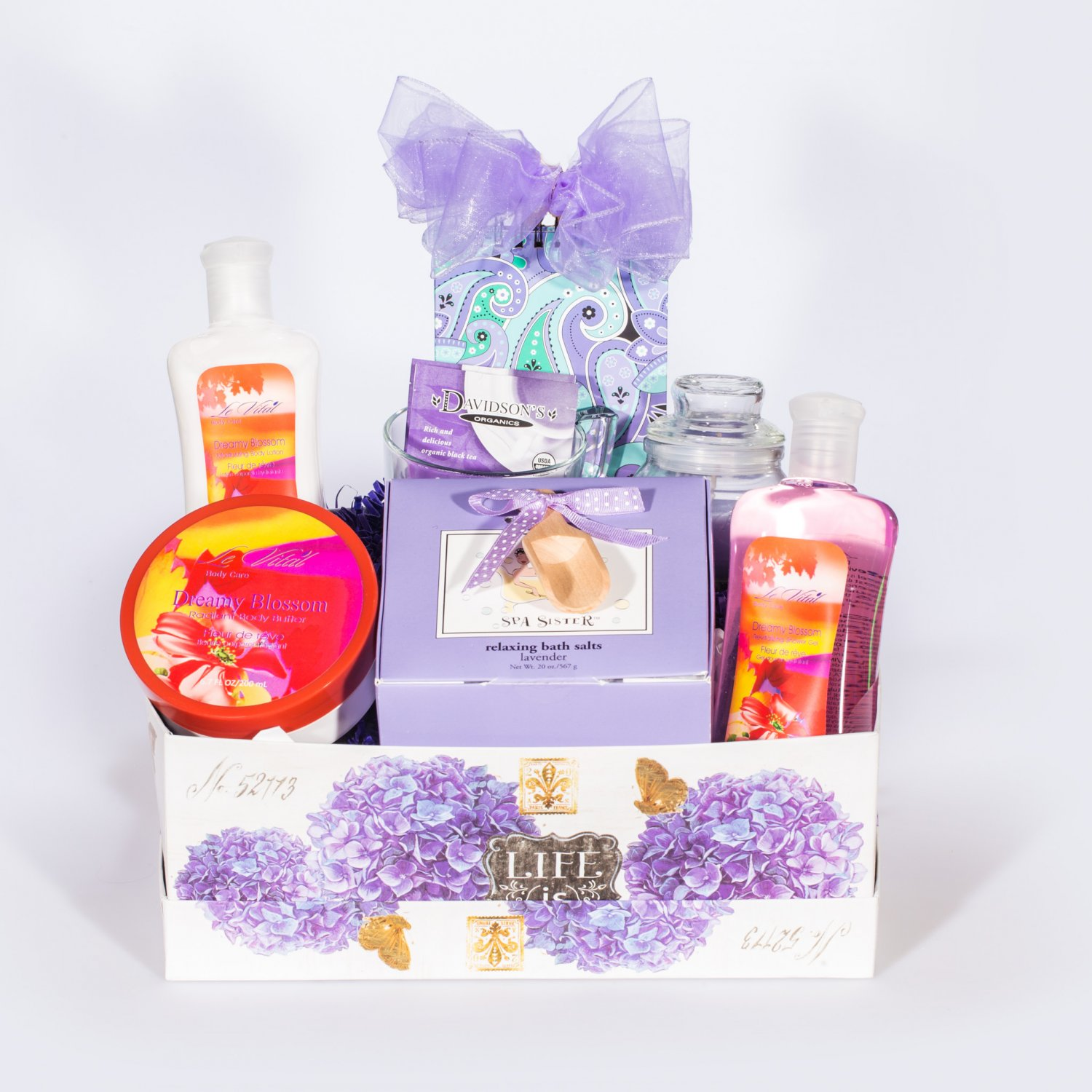Pamper Mom Spa Gift Box