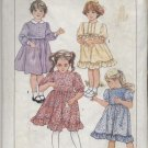 SIMPLICITY PATTERN 6772--CHILD'S DRESS-SIZE 6