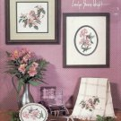 SPRING NESTLINGS By CAROLYN SHORES WRIGHT--COUNTED CROSS-STITCH--BOOK 33