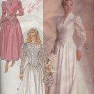 BUTTERICK PATTERN 4646--WEDDING DRESS--SIZE 12