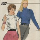 Butterick Pattern 4705--Misses' Blouse--Size 12