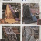 SIMPLICITY CRAFT PATTERN 8208--PILLOW IN A QUILT