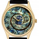 DR WHO WRIST WATCH DOCTOR WHO TARDIS CULT SCIENCE FICTION TIME WARP SWIRL
