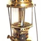 ORIGINAL LARGE 15-inch PETROMAX GERMANY KEROSENE LANTERN IN WORKING CONDITION