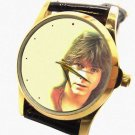 VINTAGE DAVID CASSIDY COLLECTIBLE 30 mm WOMEN'S WRIST WATCH MINT CONDITION