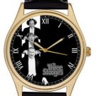 THE THREE STOOGES, VINTAGE HOLLYWOOD COMMEMORAIVE ART COLLECTIBLE WRIST WATCH
