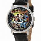 FASCINATING MUHAMMAD ALI v/s SUPERMAN, BLACK v/s WHITE, COLLECTIBLE WRIST WATCH