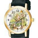 BEAUTIFUL PETER RABBIT BEATRIX POTTER ORIGINAL ART COLLECTIBLE WRIST WATCH
