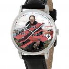MANFRED VON RICHTOFEN, THE RED BARON, FOKKER TRIPLANE WW-I ART WRIST WATCH