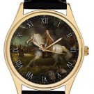 GAME OF THRONES, MOTHER OF DRAGONS, TARGRAYEN, FANTASY ART UNISEX WRIST WATCH