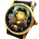 LUCY vs MONA LISA, BEAUTIFUL ORIGINAL PEANUTS ART GIRLS COLLECTIBLE WRIST WATCH