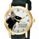 GAME OF THRONES, SPOOF GIFT COLLECTOR'S WRIST WATCH. WINTER IS COMING!