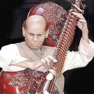 PRO RUDRA VEENA BEEN. SUPERB CALCUTTA DRAGON-HEAD BEAUTY w GIANT RESONATORS